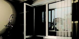 Двери из ПВХ отлично вписываются в интерьер