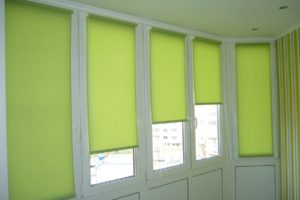 Рулонные шторы - это красиво, практично и удобно