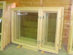 деревянные рамы