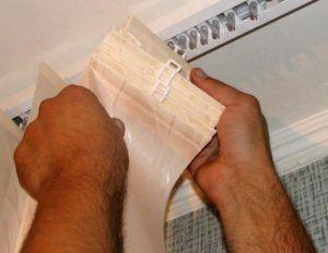 Как собрать вертикальные жалюзи: пошаговая инструкция