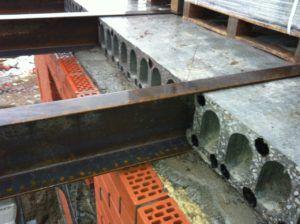 балкон из бетона