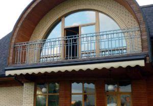 балкон частный