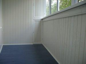 ковролин на балконе