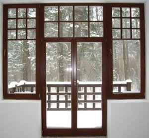 материал балконной двери