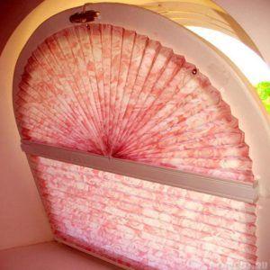 шторы-плиссе