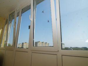 проветривание балкона