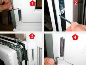 створка двери