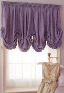 романские шторы