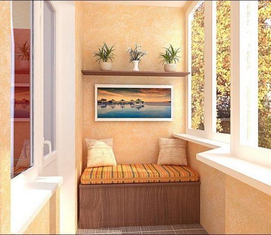 Изготовление мебели для балкона