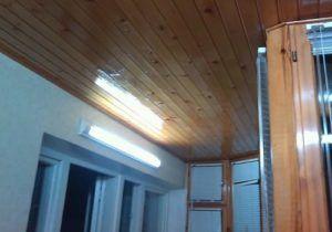 свет балкон