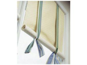 Рулонные шторы своими руками: пошаговая инструкция