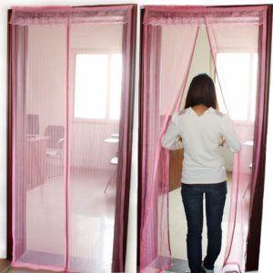 Шторы вместо межкомнатных дверей