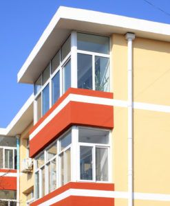 хрущевка балкон
