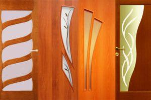 Какие двери лучше пвх или ламинированные: сравнительный анализ