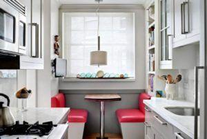 кухня балкон