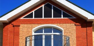 балкон в домах