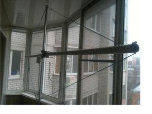 антенна на балкон