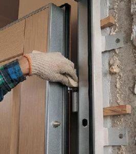 скрип двери