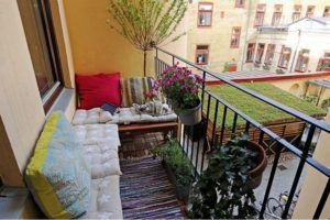 балкон покрытие