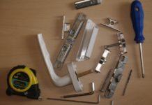 Ручка на металлопластиковую дверь