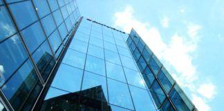 структурно остекленный фасад