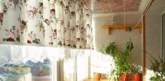 Утепление и обшивка балкона