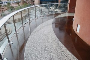 калькулятор материалов на наливной пол на балконе