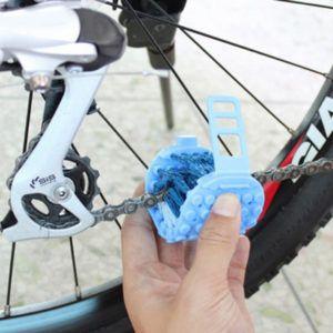 """Перед """"зимовкой"""" велосипеда обработайте цепь смазкой"""