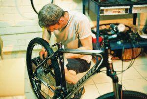 Проведите осмотр велосипеда перед тем, как отправить его зимовать