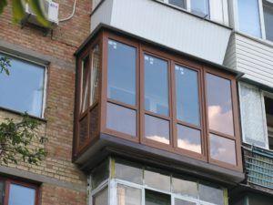 Нагрузка на лоджию может быть больше, чем на балкон