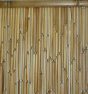 бамбуковая штора
