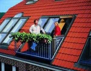 стеклопакет на балконе