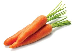 Растим морковь