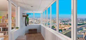 балконные конструкции