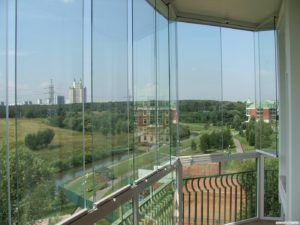 Панорамные стёкла