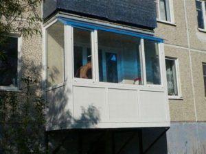 стеклопакеты балкон