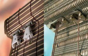 механизм бамбуковой шторы