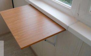столик складной балкон