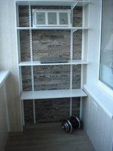 балконные полки