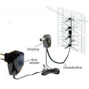 коротковолновая антенна