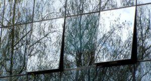 стекло фасад