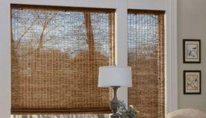 джутовые шторы