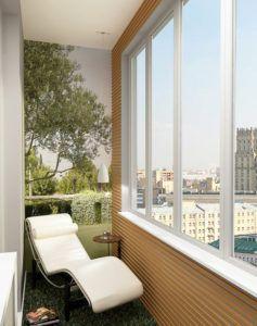 фотообои балкон