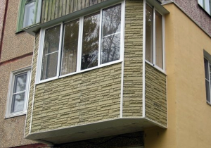 балкон ремонт