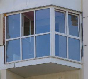 окна лоджия