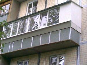 балконные крыши
