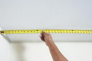 как рассчитать площадь пола и потолка на балконе